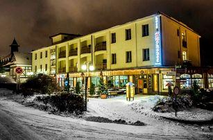 Hotel Smokovec*** s polopenzí ve Vysokých Tatrách
