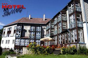 Dovolená na Lipenské přehradě s polopenzí a infrasaunou v Hotelu Swing***+ děti do 6 let zdarma