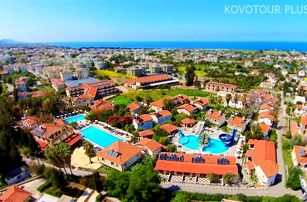 Riverside Garden Resort, Severní Kypr, Kypr, letecky, snídaně v ceně