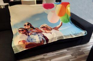 Fleecová fotodeka s vlastní fotografií/více fotografiemi, rozměry 120×150cm či 140x200 cm