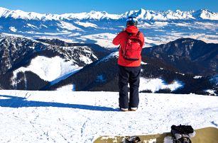 Relax s polopenzí a wellness ve Vysokých Tatrách