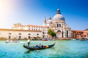 Itálie, Benátky s návštěvou vinařství - 3denní poznávací zájezd pro 1 osobu, doprava z Prahy