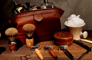 Balíček hýčkání pro muže vč. střihu i holení