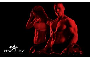 1–5 hodin tréninku pod dohledem fitness trenérky ve Fitness centru Star v Praze