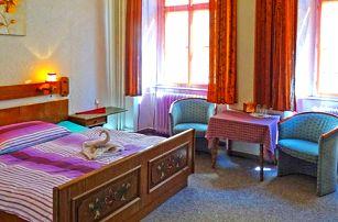 Pobyt na úpatí Krkonoš a Adršpachu v Grand Luxury Hotelu pro dva