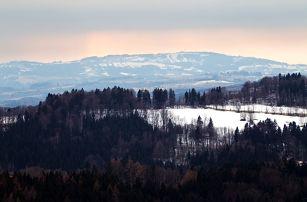 Pobyt na 3, 6 nebo 8 dní v Krkonoších s polopenzí pro 2 osoby s nádherným výhledem na hory