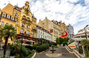 Relaxační wellness pobyt pro 2 osoby s procedurami a polopenzí v Hotelu Heluan**** v Karlových Varech