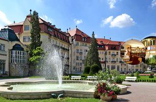 Relax a zábava pro dva v penzionu Zacher v Piešťanech