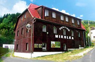 3–6denní pobyt pro 2 s polopenzí v pensionu Mikulka v Krušných horách