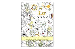 Antistresové omalovánky - Les - dodání do 2 dnů