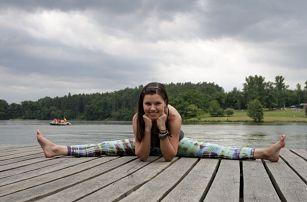 Večerní jóga (nejen) pro nováčky - 10 lekcí