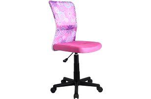 Dětská židle DINGO, růžová