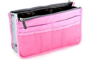 Organizér do kabelky - růžová