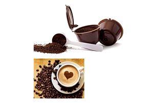 Univerzální kapsle do kávovarů pro opakované použití - 1 kus - dodání do 2 dnů