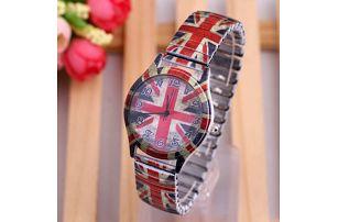 Elastické dámské hodinky - 8 motivů