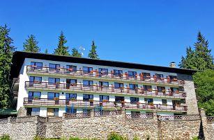 Pobyt na Šumavě s polopenzí, půjčením kol a koloběžek nebo i saunou – platnost až do prosince 2017