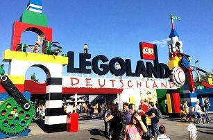 1denní zájezd do LEGOLANDU Deutschland se vstupem na veškeré atrakce pro 1 osobu