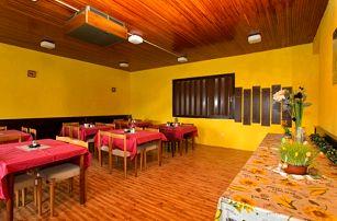 Šumava, letní pobyt pro dva na 3-6 dní v 3* hotelu Salivar: polopenze, sauna. Platnost 5-9/17