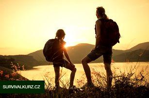 3denní kurz přežití v přírodě se sadou přežití na Táborsku