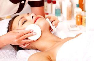 Až 3x kosmetické ošetření, možnost lymfodrenáže: čištění, peeling, masáž, úprava obočí, maska