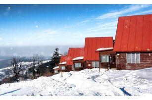 3–6denní pobyt pro 2 v chatkách u horské chaty Arnika v Bílách Karpatech