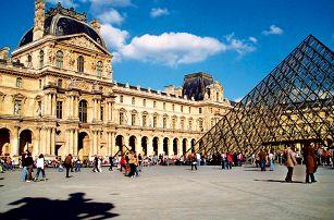 Paříž, 4denní zájezd pro 1 osobu včetně 1 noci a průvodce na Velikonoce či v květnu