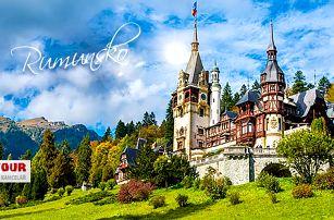 Rumunsko: 6denní zájezd pro 1 osobu vč. 3 nocí v 3* hotelu: polopenze, doprava (5.5.-10.5.2017)