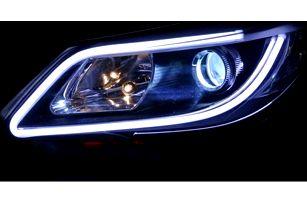 LED trubice na světlomety - 45 cm
