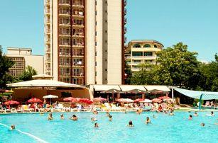 Bulharsko - Slunečné Pobřeží na 8 až 11 dní, all inclusive s dopravou vlastní