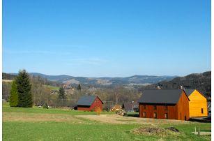 Pobyt v Krkonoších: pronájem luxusní chalupy až pro 12 osob na 4 dny, platnost jaro 2017