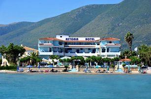 Řecko - Zakynthos na 8 až 15 dní, polopenze nebo snídaně s dopravou letecky z Prahy nebo Brna