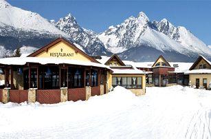 Jarní prázdniny pod zasněženými Tatrami v Hotelu Amalia ***+