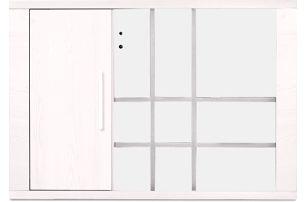 Cool - Závěsný prvek 327127 (modřín bílý/modřín bílý)