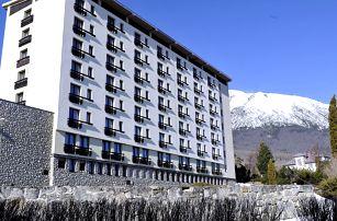 Hotel Granit Tatranské Zruby *** s polopenzí a s možností Gopassu do ski center Tatranská Lomnica či Štrbské Pleso pro 1 osobu