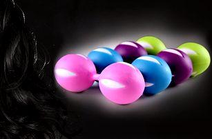 Venušiny kuličky - posilněte pánevní dno a užijte si dokonalý sexuální prožitek