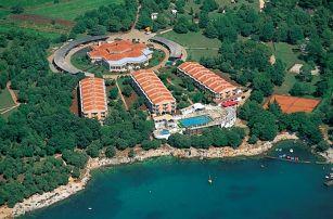 Chorvatsko - Istrie na 8 až 11 dní, all inclusive s dopravou vlastní