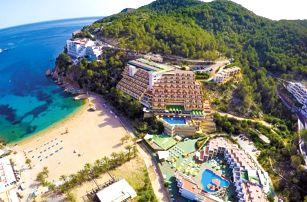 Španělsko - Ibiza na 8 dní, all inclusive s dopravou letecky z Prahy