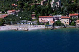Itálie - Lago di Garda na 8 dní, polopenze s dopravou vlastní
