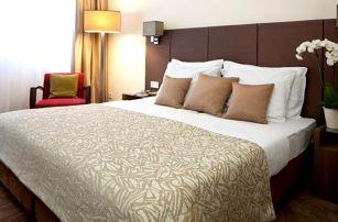Víkendový pobyt na 3 dny se snídaněmi pro dva v Austria Trend Hotelu Doppio**** Vídeň