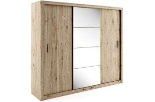 SCONTO IDEA Šatní skříň