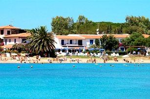 Itálie - Sardinie / Sardegna na 8 dní, light all inclusive s dopravou letecky z Prahy