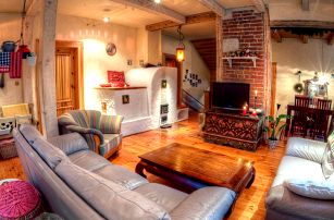Rodinný penzion Vila Maria s celoročními pobyty v Belianských Tatrách pro 1 osobu