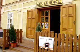 Jižní Morava - Vranov nad Dyjí na 3-8 dní pro dva s polopenzí Pod Zámkem*** od jara do léta