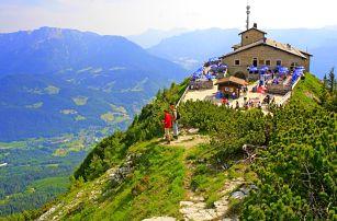 Zájezd na Orlí hnízdo a do solných dolů v Berchtesgadenu pro JEDNOHO