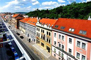 2–4denní pobyt se snídaněmi pro 2 nebo rodinu v hotelu Voyage**** v Praze
