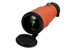 Monokulární Zoom dalekohled na táboření s kompasem - 2 barvy