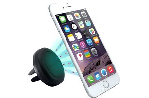 Magnetický držák na telefon do auta Air
