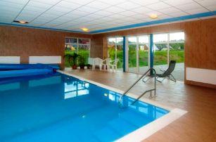 Jeseníky, 3* Hotel Park Ostružná - 3 až 5 dní pro dva: polopenze, neomezený vstup do bazénu