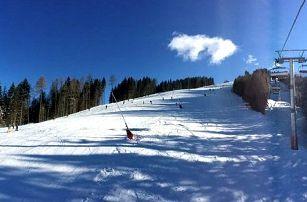 Rakousko, Korutany - Goldeck na 4 dny pro 1 osobu s polopenzí, děti do 14 let lyžují zdarma