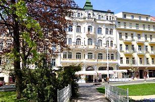 Pobyt s plnou penzí v Hotelu Polonia pro dva, V ceně wellness procedury - masáže, zábaly, koupele.